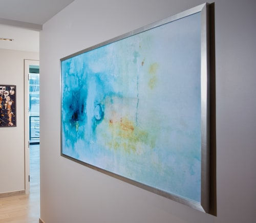 Paintings by Michelle Oppenheimer seen at EAST, Miami, Miami - Untitled Fifty-two