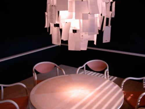 Chairs by Søren Ulrik Petersen seen at Danish Design Center, København - Slow Chair
