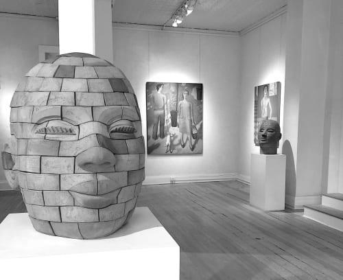 Nuart Gallery, Art Galleries, Interior Design