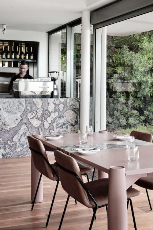 Domaine Chandon, Restaurants, Interior Design