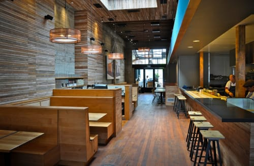 Comal, Restaurants, Interior Design