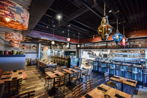Barley Swine, Restaurants, Interior Design