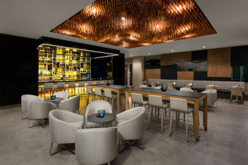 AC Hotel by Marriott San Juan Condado, Hotels, Interior Design