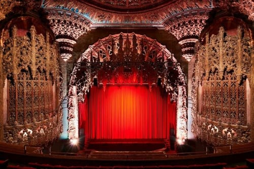 Indie Congress, Ace Hotel Theater DTLA 2019, Event Venues, Interior Design