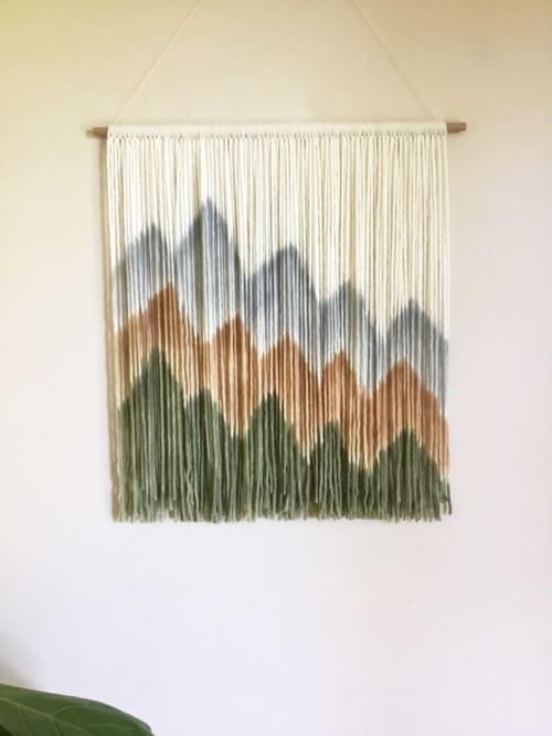 SIERRA SAGE | Wall Hangings by Wallflowers Hanging Art