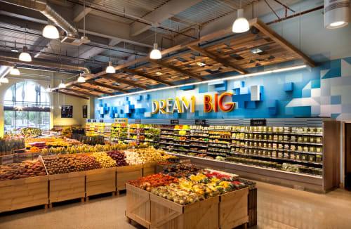Whole Foods Market - Pasadena, Stores, Interior Design