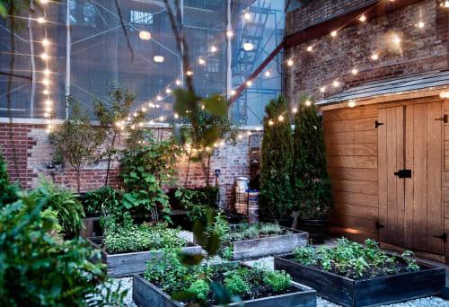 The Musket Room, Restaurants, Interior Design