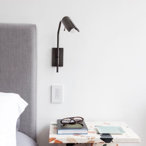 Unique Bedroom Lamps