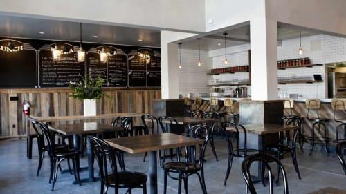 Gioia Pizzeria SF, Restaurants, Interior Design