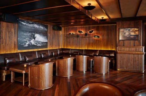 Interior Design by Roman and  Williams seen at Viceroy New York Hotel, New York - Interior Design