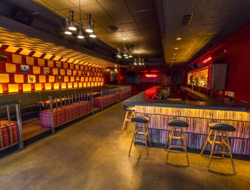 Vinyl Room, Bars, Interior Design