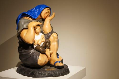 Benedicto Reyes Cabrera (BenCab) - Paintings and Art