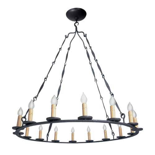 ironware lighting. Chandeliers By Ironware International At North Hills, New York, Hills - Marcella Chandelier Lighting A