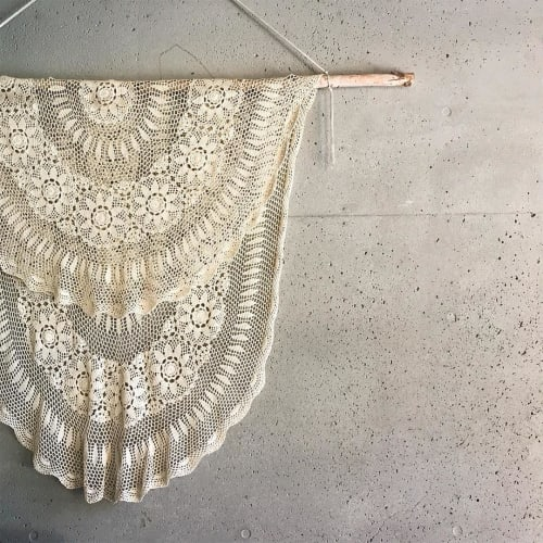 Macrame Wall Hanging by Ranran Design by Belen Senra seen at Broken Spanish, LA, Los Angeles - Macrame Wall Hanging