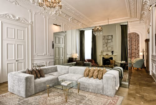 Soho House Istanbul, Hotels, Interior Design