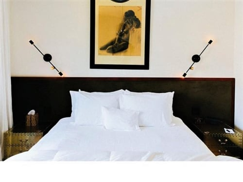Sconces by Park Studio at Hotel Covell, Los Angeles - Sconce Sausalito