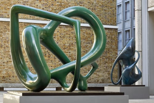 Oliver Barratt - Public Sculptures and Public Art