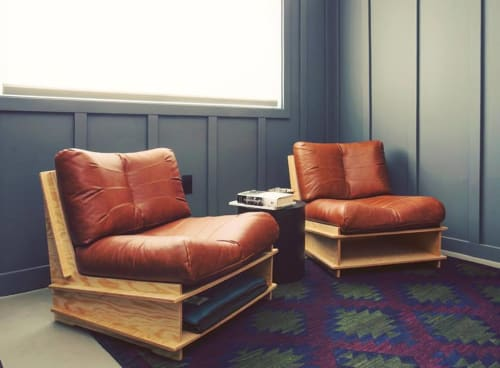 Chairs by Brendan Sowersby (100xbtr) seen at The Coachman Hotel, South Lake Tahoe - db_chair