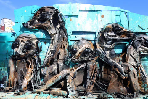 Bordalo II - Paintings and Art
