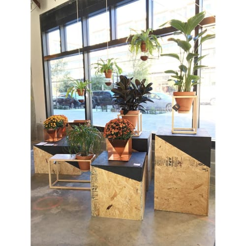 Vases & Vessels by Trey Jones Studio seen at Steadfast Supply, Washington - Planters