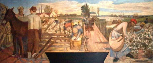 Abraham Lishinsky - Murals and Art
