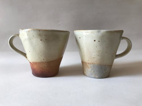 Tableware by Julie Hadley seen at Gotham Coffee Roasters, New York - Mugs
