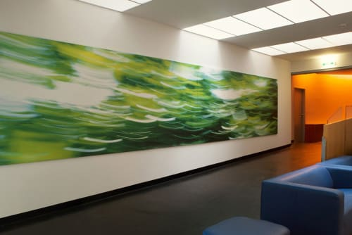 Photography by Rica Belna at Therme Wien, Wien - Rica Belna - Dynamic, Wall Sized Panorama