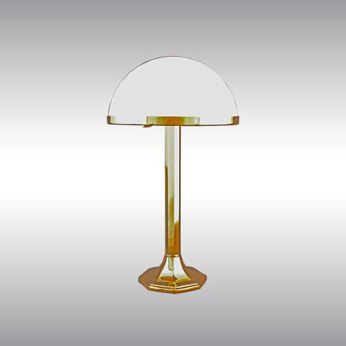 Lighting by Woka seen at Viceroy New York Hotel, New York - Josef Hoffmann Lamp