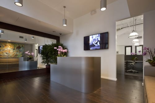 Universal Music Group-Santa Monica,CA, Studios, Interior Design