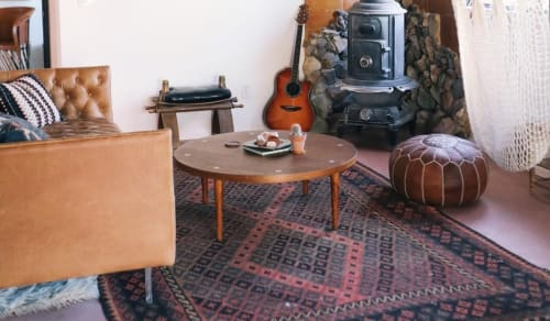 Tables by American of Martinsville at The Joshua Tree Casita, Joshua Tree - Mid Century Modern Coffee Table