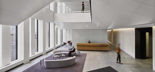 White & Case LLP, Offices, Interior Design