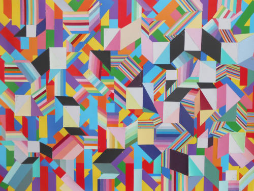 Edward Granger - Murals and Art