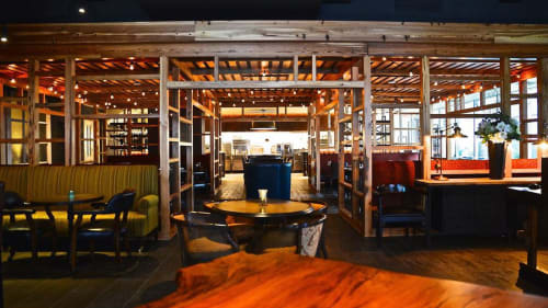 Fixe, Austin, TX, Restaurants, Interior Design