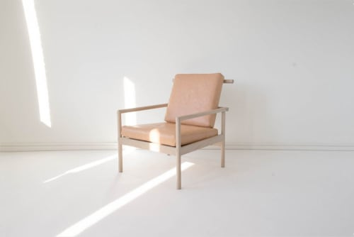 Chairs by Sun at Six seen at Glossier Flagship, New York - Ten Chair