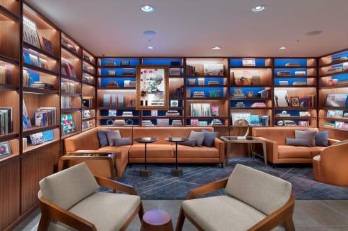 Axiom, Hotels, Interior Design