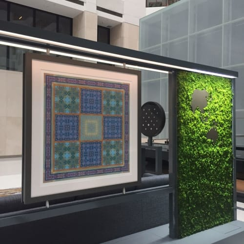 Art & Wall Decor by Jason Hughes seen at International Monetary Fund, Washington - Regional Currency