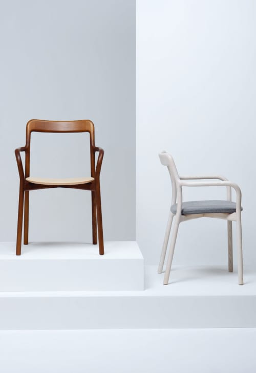 Chairs by Mattiazzi Italy at Rech by Alain Ducasse - Branca Chair