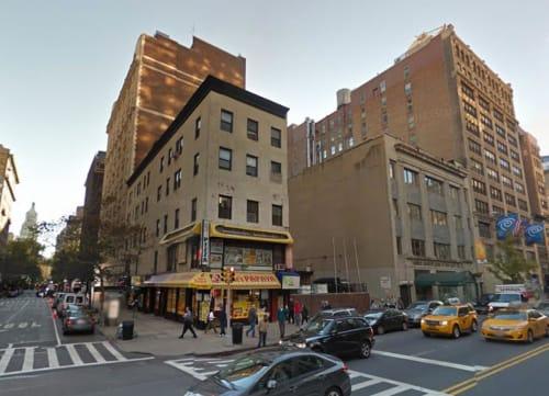 23rd Street, New York, Office, Interior Design