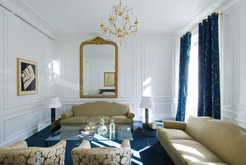 Interior Design by CvH Interiors seen at Estée Lauder, New York - Sophisticated Interior Design
