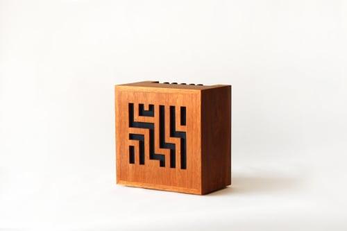 Emma Senft - Furniture and Signage