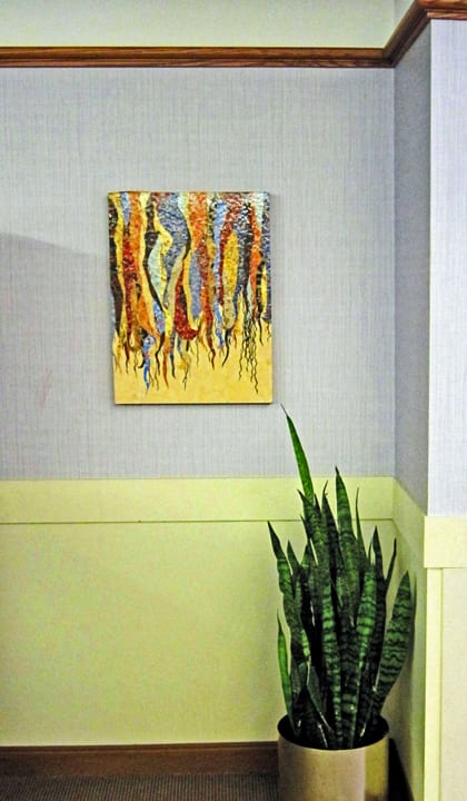 Art & Wall Decor by Rachel Leibman seen at The Hebrew Home By RiverSpring Health, Bronx - Illumination #21