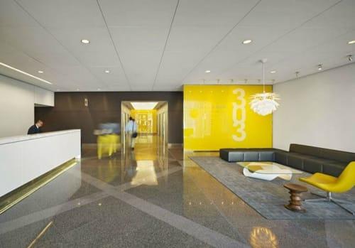 303 Second Street Plaza, Urban Canvases, Interior Design