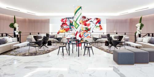 The William Vale, Hotels, Interior Design