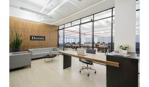 Interior Design by StudioLAB seen at Derris & Co, New York - Interior Design