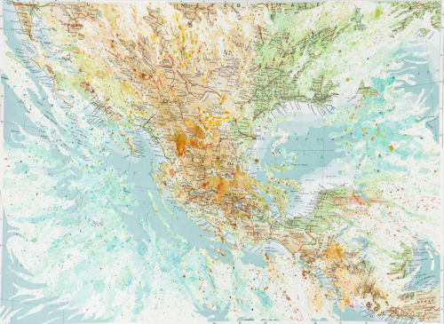 Mark M Garrett - Art and Paintings