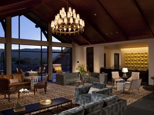 Rosewood Sand Hill, Hotels, Interior Design