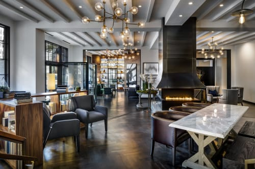 Interior Design by Bill Rooney Studio, Inc seen at St. Gregory Hotel Dupont Circle, Washington - Interior Design