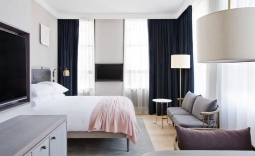 11 Howard, Hotels, Interior Design