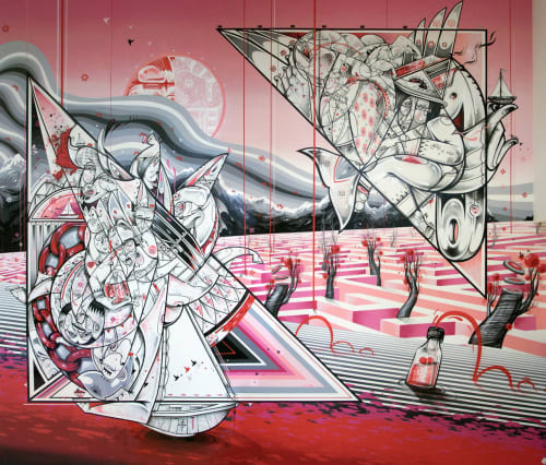 How and Nosm (Raoul and Davide Perre)