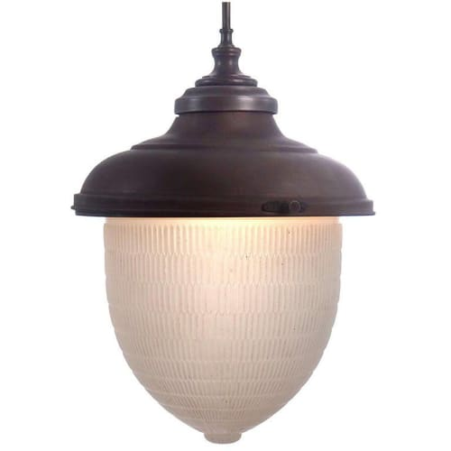 Pendants by Early Electrics seen at Sound View Greenport, Greenport - Large Acorn Pendant